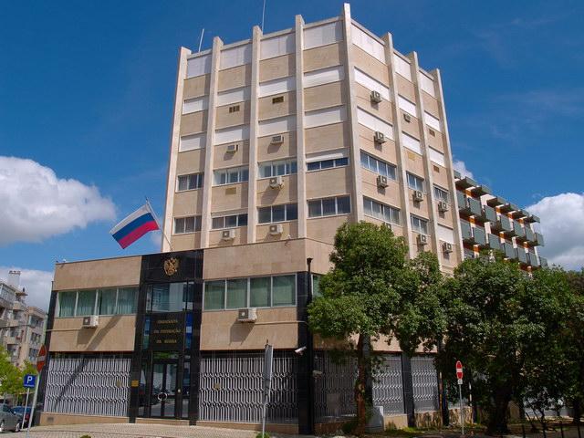 Embaixada da Rússia em Lisboa