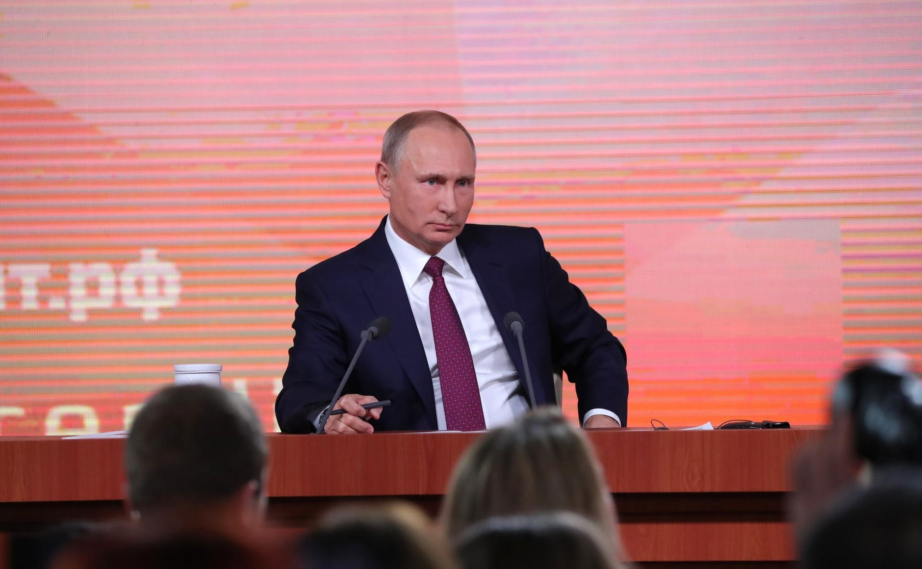 Putin will show: One-day photo tour to Ryazan
